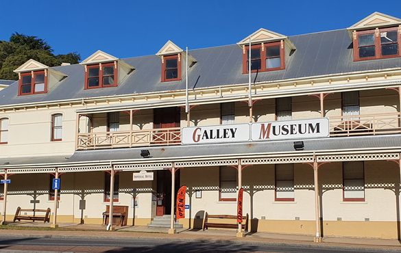 The Galley Museum