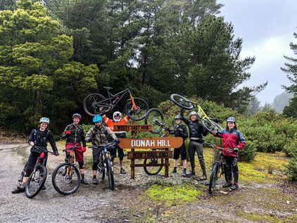 OOnah Hill MTB Trail