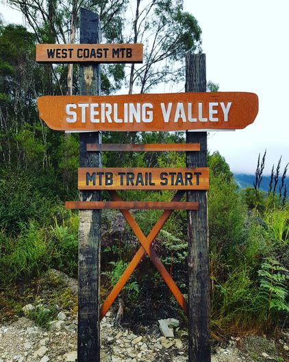 Sterling Valley MTB Trail